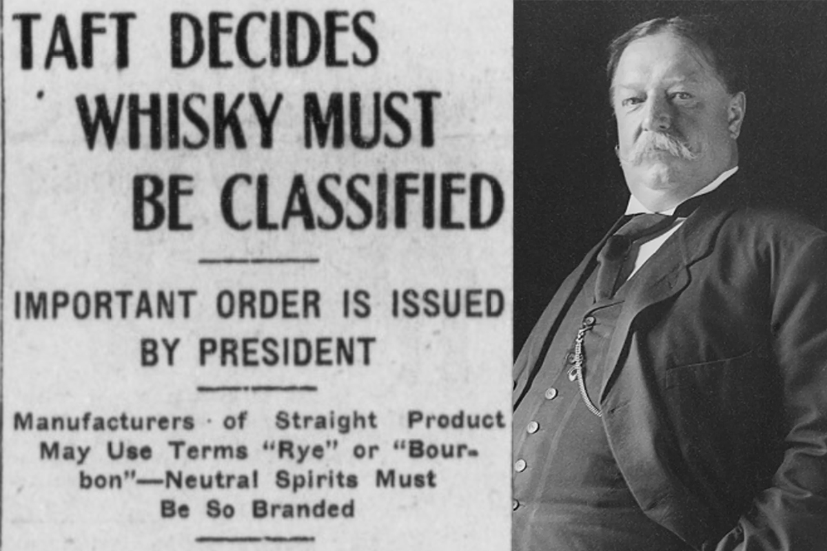 A Dram with American Presidents
